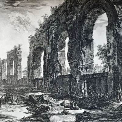 1 Giovanni Battista Piranesi (1720-1778)